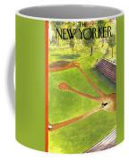 New Yorker August 27th, 1949 Coffee Mug