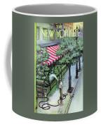 New Yorker August 27th, 1955 Coffee Mug