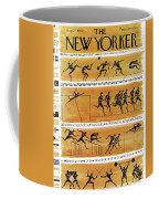 New Yorker August 27th, 1960 Coffee Mug