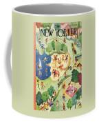 New Yorker August 31st, 1946 Coffee Mug
