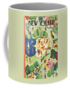 New Yorker August 31, 1946 Coffee Mug