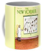 New Yorker August 4th, 1986 Coffee Mug