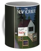 New Yorker August 5th, 1972 Coffee Mug