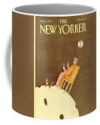 New Yorker August 6th, 1990 Coffee Mug