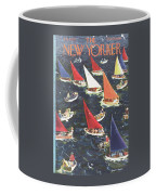 New Yorker August 9th, 1952 Coffee Mug