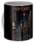 New Yorker December 10th, 1955 Coffee Mug