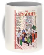 New Yorker December 10th, 1990 Coffee Mug