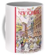 New Yorker December 13th, 1993 Coffee Mug