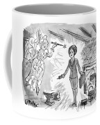 New Yorker December 13th, 1993 Coffee Mug