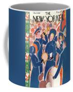 New Yorker December 14th, 1929 Coffee Mug