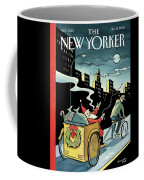 New Yorker December 15, 2008 Coffee Mug