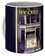 New Yorker December 16 1939 Coffee Mug