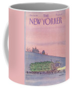 New Yorker December 19th, 1983 Coffee Mug