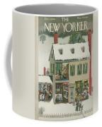 New Yorker December 21st, 1946 Coffee Mug