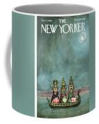 New Yorker December 21st, 1968 Coffee Mug
