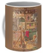 New Yorker December 21st, 1987 Coffee Mug