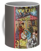 New Yorker December 22nd, 1962 Coffee Mug