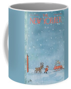 New Yorker December 24th, 1966 Coffee Mug
