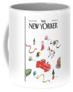 New Yorker December 24th, 1984 Coffee Mug