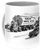 New Yorker December 25th, 1978 Coffee Mug by Lee Lorenz
