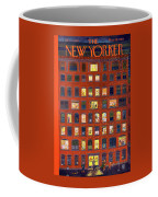 New Yorker December 26th, 1953 Coffee Mug