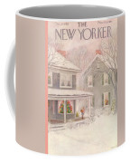 New Yorker December 27th, 1952 Coffee Mug