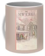New Yorker December 27th, 1952 Coffee Mug
