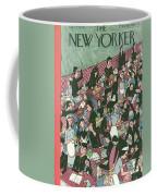 New Yorker December 7th, 1946 Coffee Mug