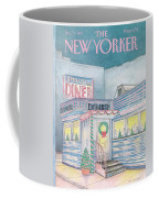 New Yorker December 7th, 1987 Coffee Mug