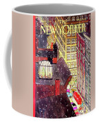 New Yorker December 7th, 1992 Coffee Mug