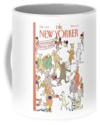 New Yorker February 11th, 1991 Coffee Mug