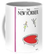 New Yorker February 12th, 1990 Coffee Mug