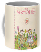 New Yorker February 13th, 1984 Coffee Mug