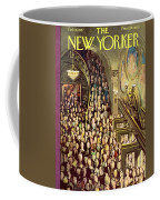 New Yorker February 16th, 1957 Coffee Mug