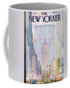 New Yorker February 16th, 1963 Coffee Mug