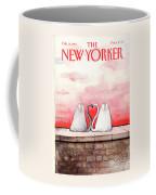 New Yorker February 18th, 1991 Coffee Mug