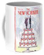 New Yorker February 19th, 1990 Coffee Mug