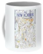 New Yorker February 1st, 1988 Coffee Mug