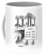 New Yorker February 1st, 1993 Coffee Mug