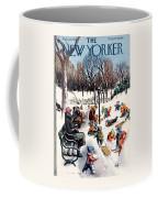 New Yorker February 26th, 1955 Coffee Mug