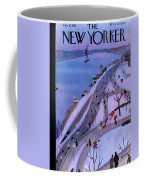 New Yorker February 27th, 1937 Coffee Mug