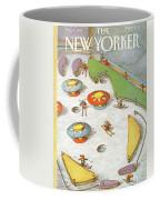 New Yorker February 4th, 1991 Coffee Mug