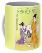 New Yorker February 6th, 1989 Coffee Mug