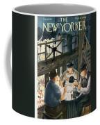 New Yorker February 7th, 1948 Coffee Mug