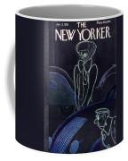 New Yorker January 12 1935 Coffee Mug