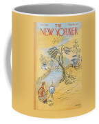 New Yorker January 12th, 1957 Coffee Mug