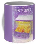 New Yorker January 12th, 1981 Coffee Mug