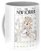 New Yorker January 12th, 1998 Coffee Mug