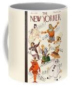 New Yorker January 13th, 1934 Coffee Mug