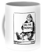 New Yorker January 18th, 1999 Coffee Mug